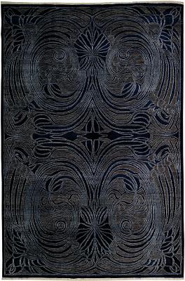 Deco Rectangle 6x9