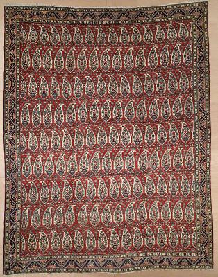 Gharabag Rectangle 10x14