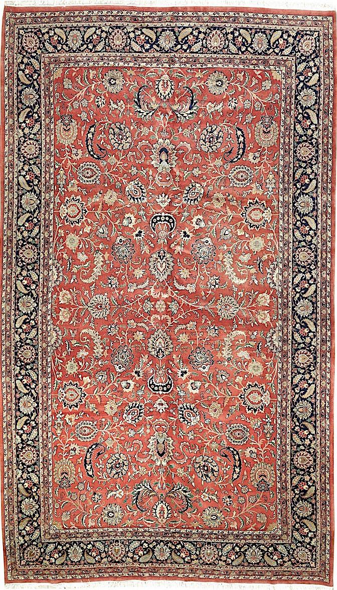Kashan Rectangle 10x17