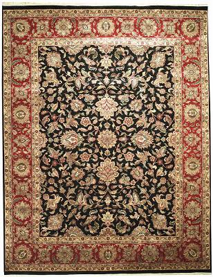 Kashan Rectangle 11x15