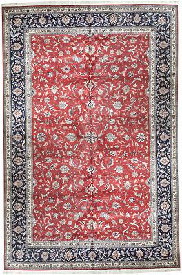 Kashan Rectangle 11x18