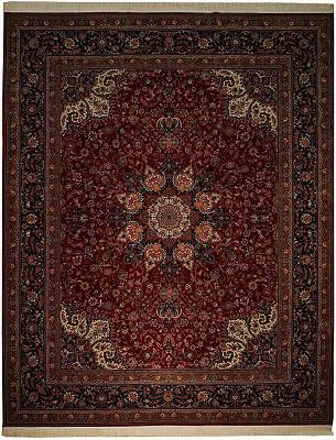 Kashan Rectangle 12x15