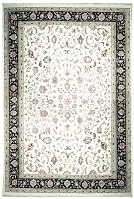 Kashan Rectangle 12x18
