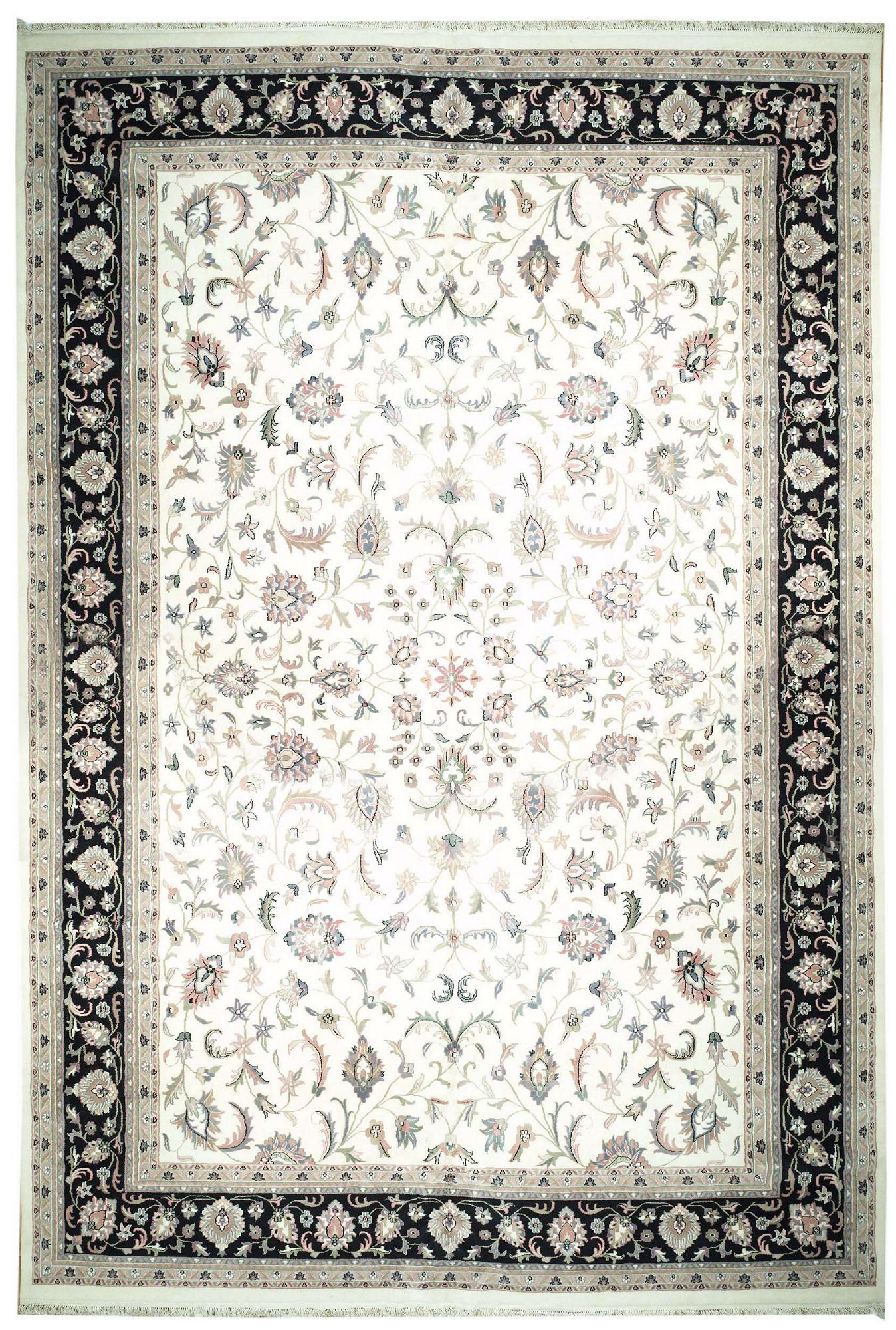 Kashan Rectangle 12x18