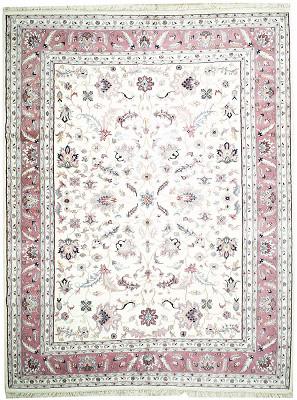 Kashan Rectangle 9x11