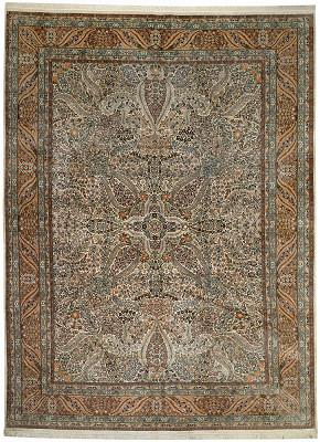 Kashmar Rectangle 10x13