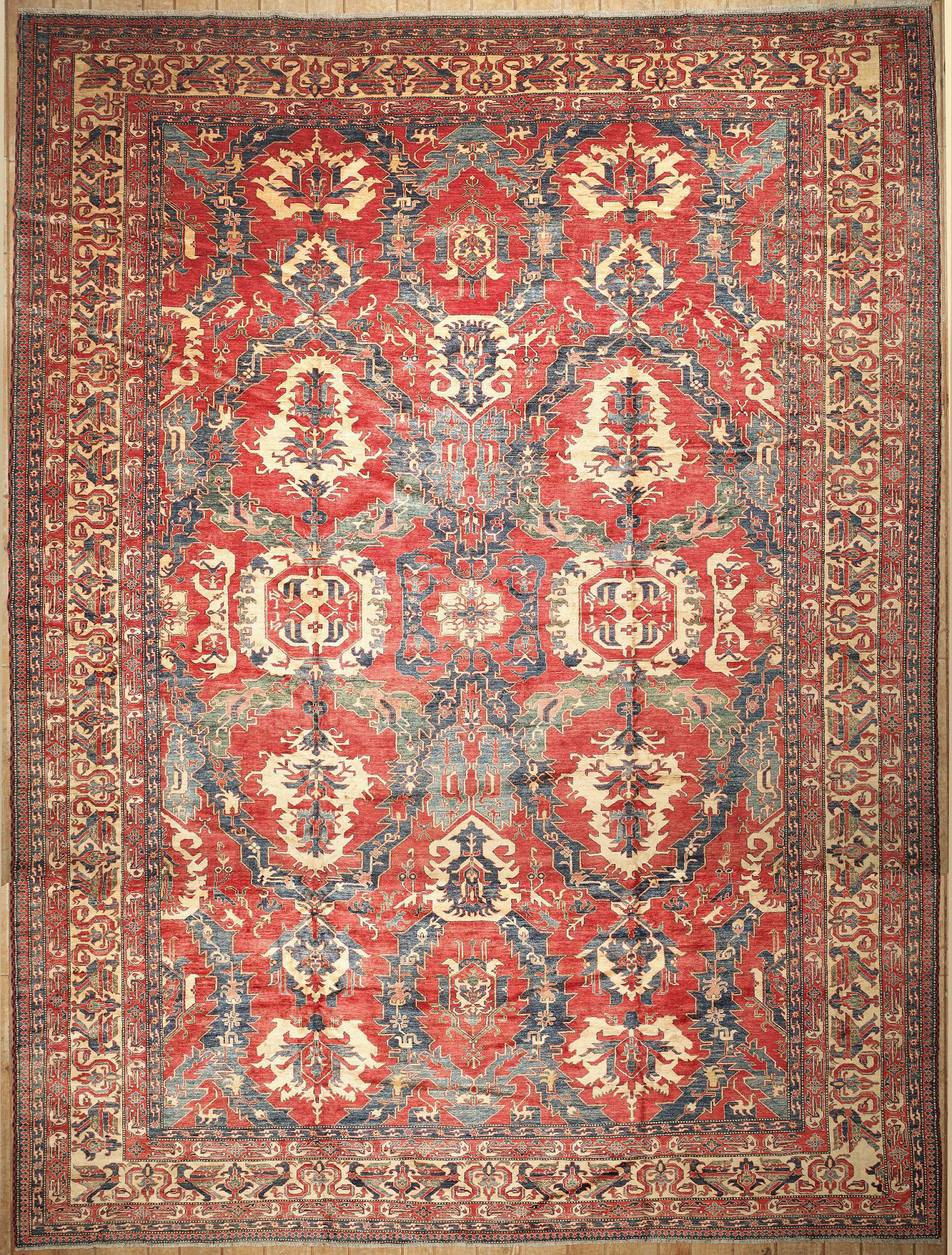 Kazak Rectangle 14x19