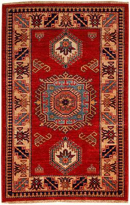 Kazak Rectangle 2x4