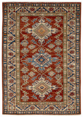 Kazak Rectangle 3x4