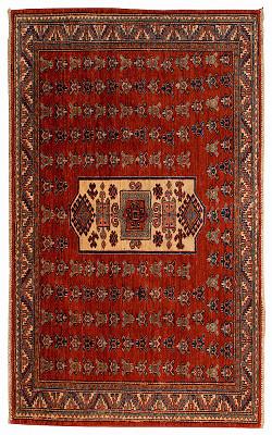 Kazak Rectangle 3x5