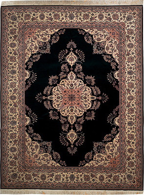Kerman Rectangle 9x12