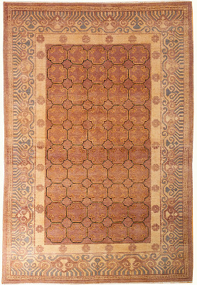 Khotan Rectangle 4x7