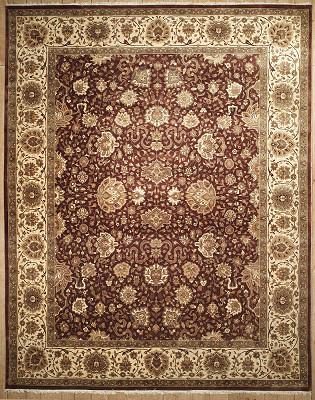 Mashad Rectangle 12x15