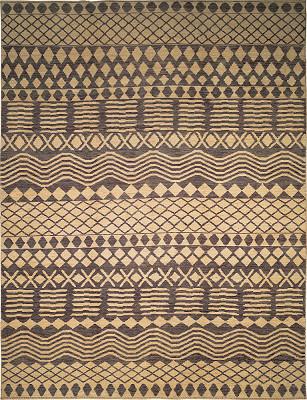 Moroccan Rectangle 10x13