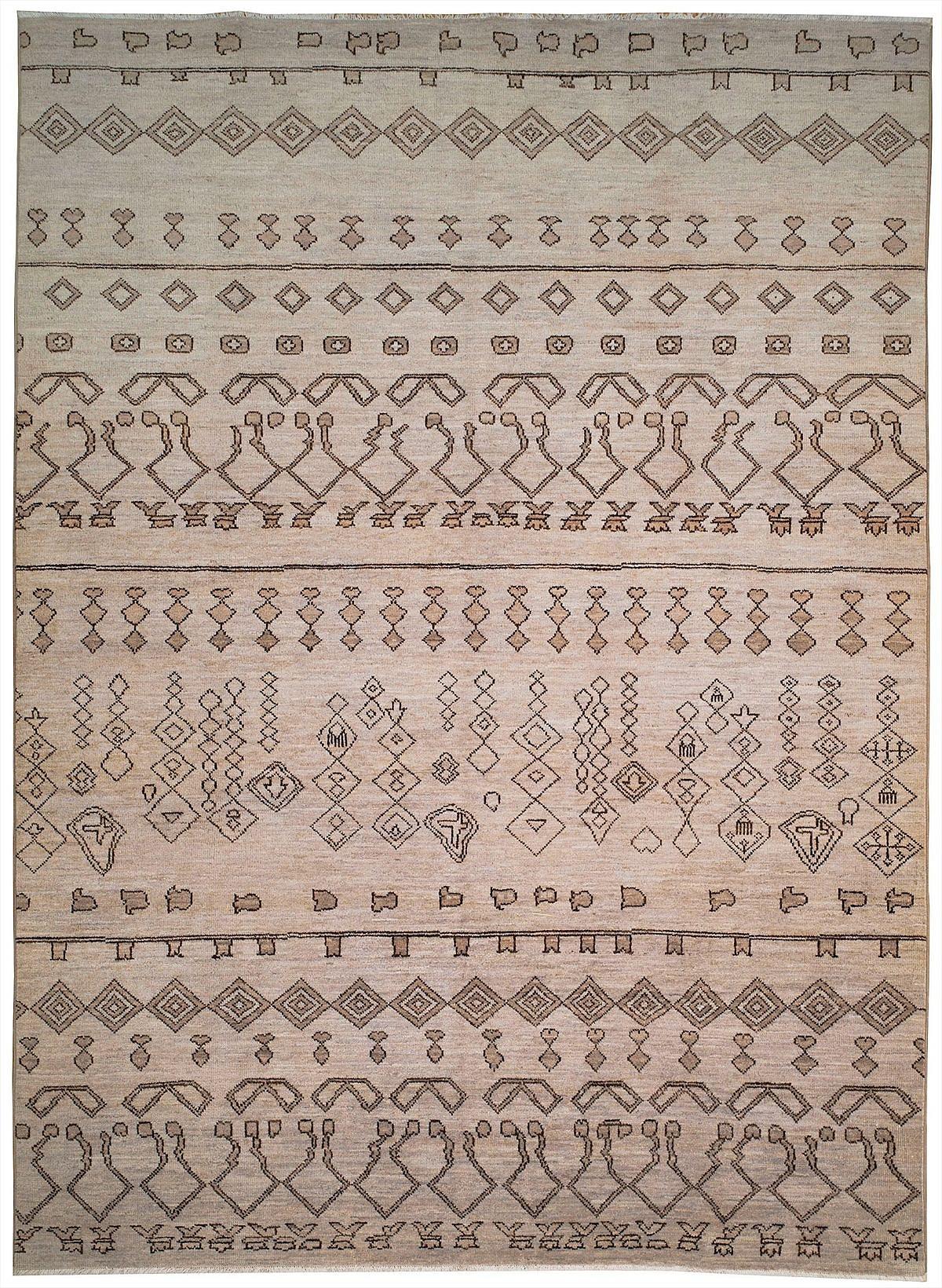 Moroccan Rectangle 9x13