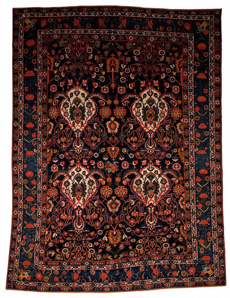 Persian Bakhtiari 10x14