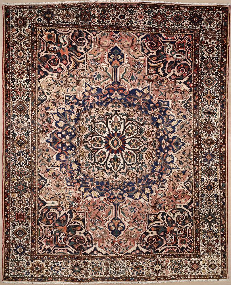 Persian Bakhtiari 11x14