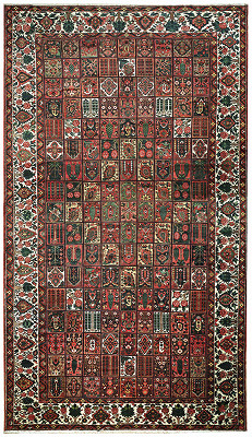 Persian Bakhtiari Rectangle 12x21