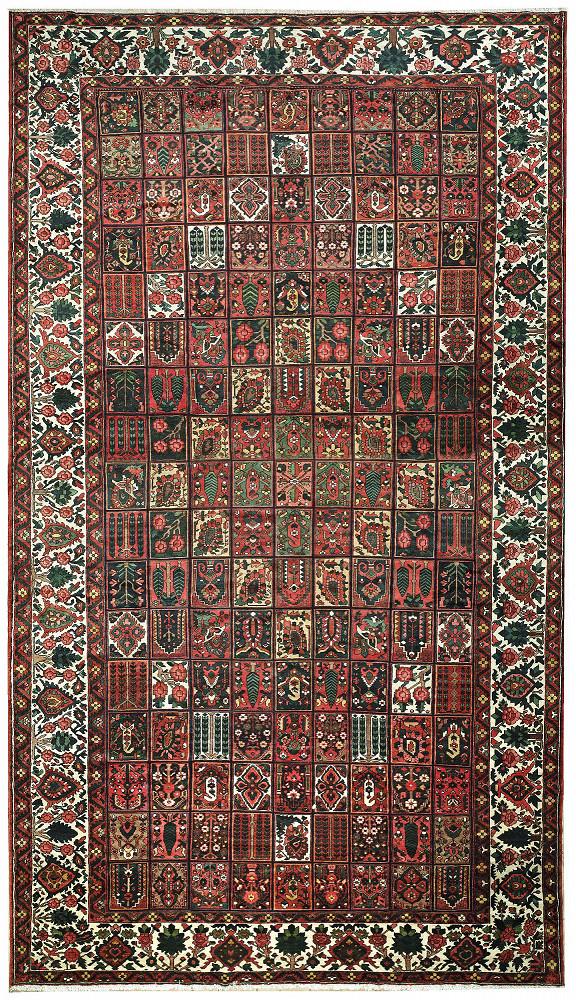 Persian Bakhtiari 12x21