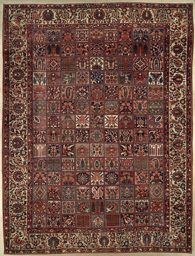 Persian Bakhtiari 13x17