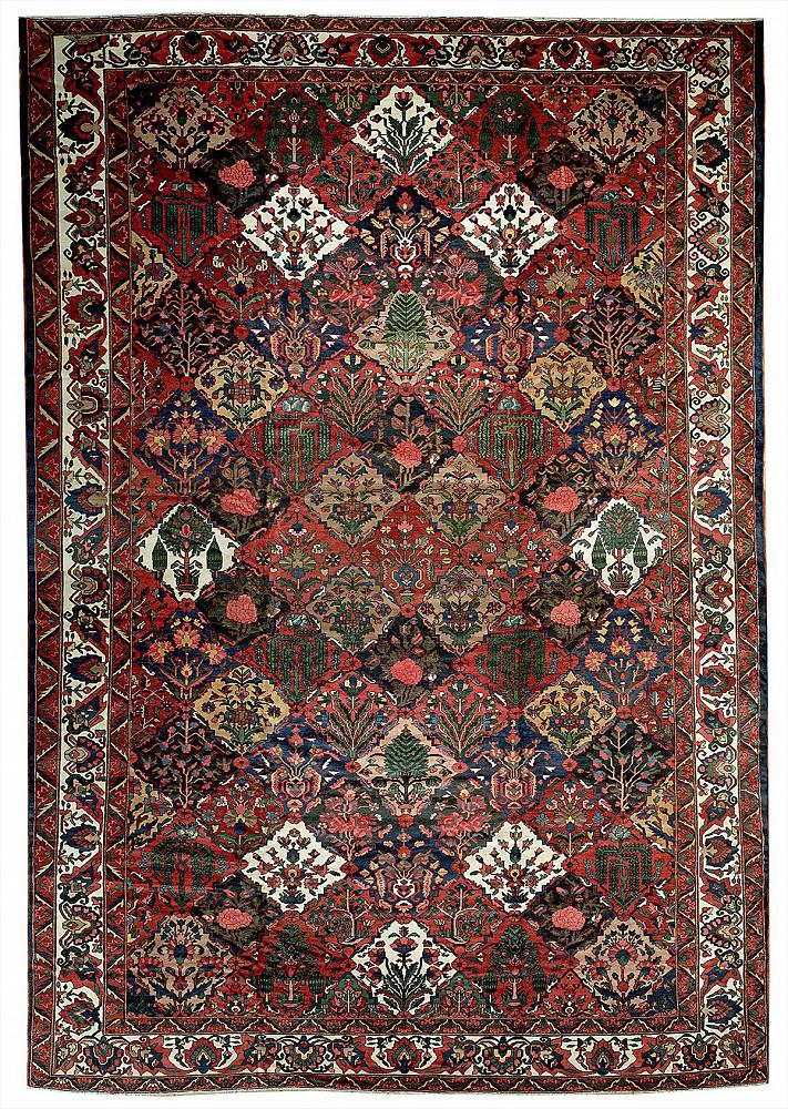 Persian Bakhtiari 13x20