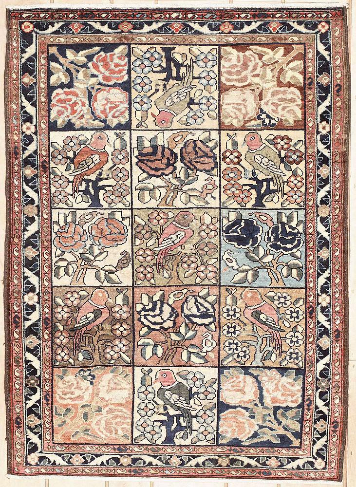Persian Bakhtiari 3x5