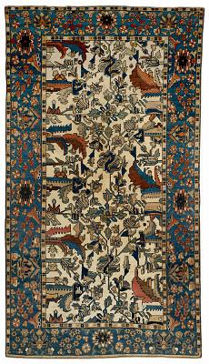 Persian Bakhtiari Rectangle 5x10