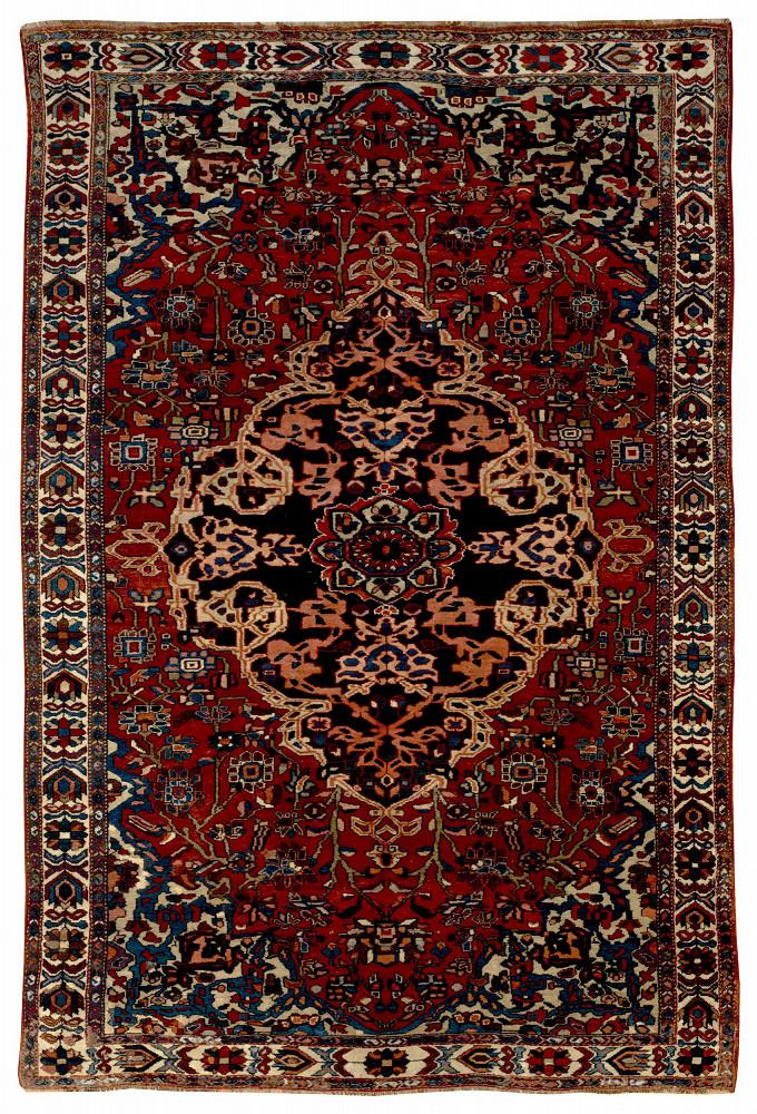 Persian Bakhtiari 6x9