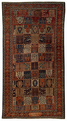 Persian Bakhtiari Rectangle 7x13