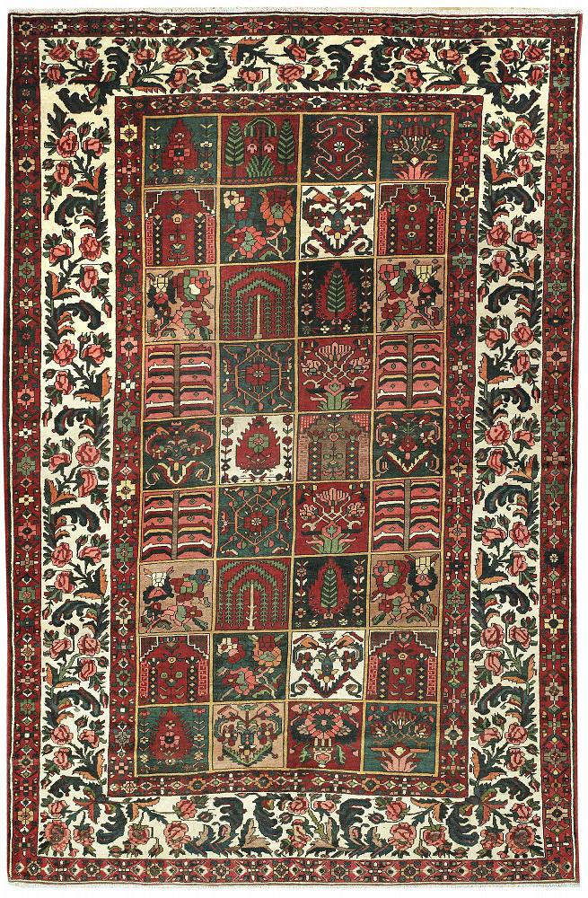 Persian Bakhtiari 8x12