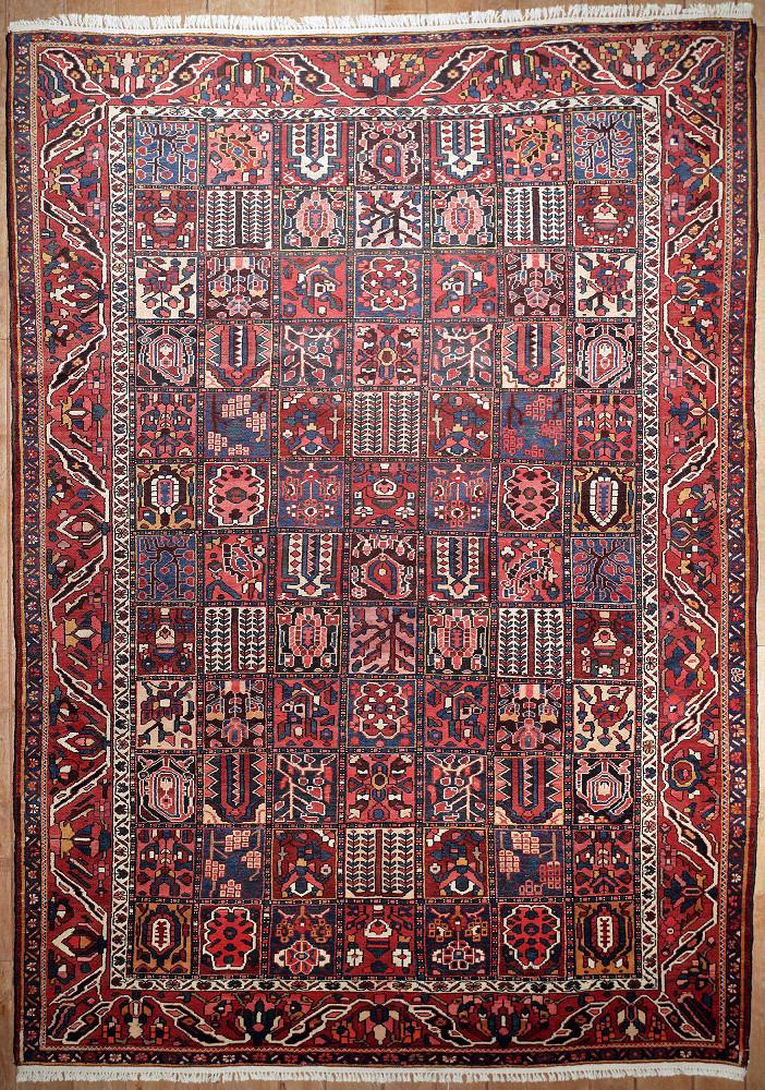 Persian Bakhtiari 9x13
