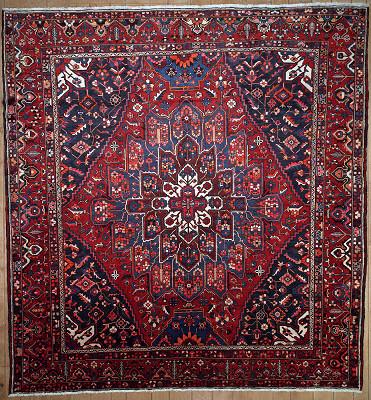 Persian Bakhtiari Square 12x12