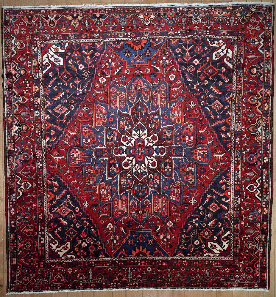 Persian Bakhtiari 12x12