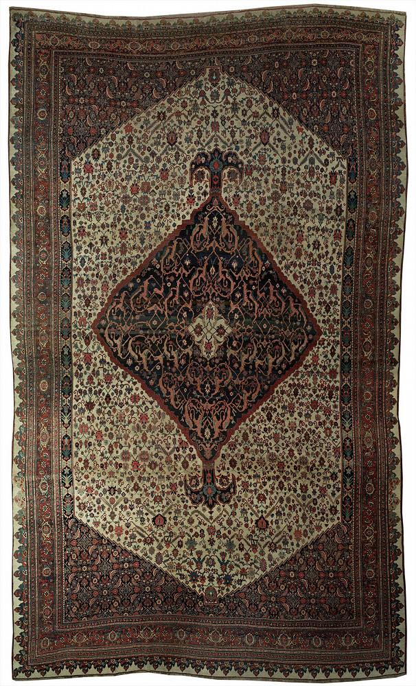 Persian Bijar 11x19