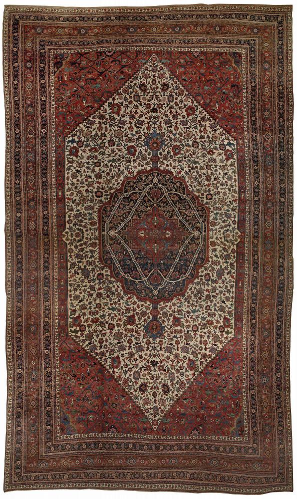 Persian Bijar 14x24