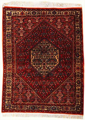 Persian Bijar Rectangle 3x4