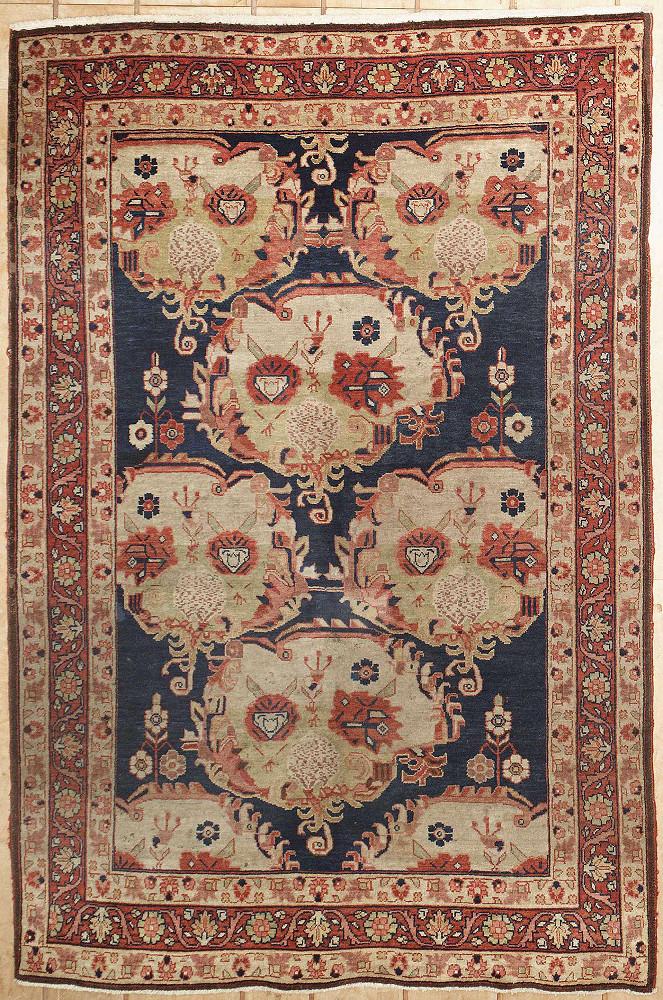 Persian Bijar 4x6