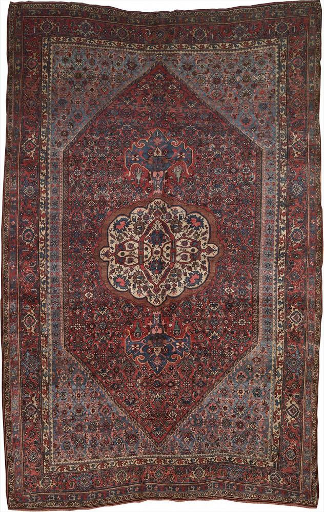 Persian Bijar 7x11