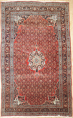 Persian Bijar Rectangle 7x12