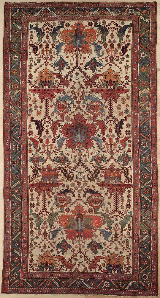 Persian Bijar 7x13