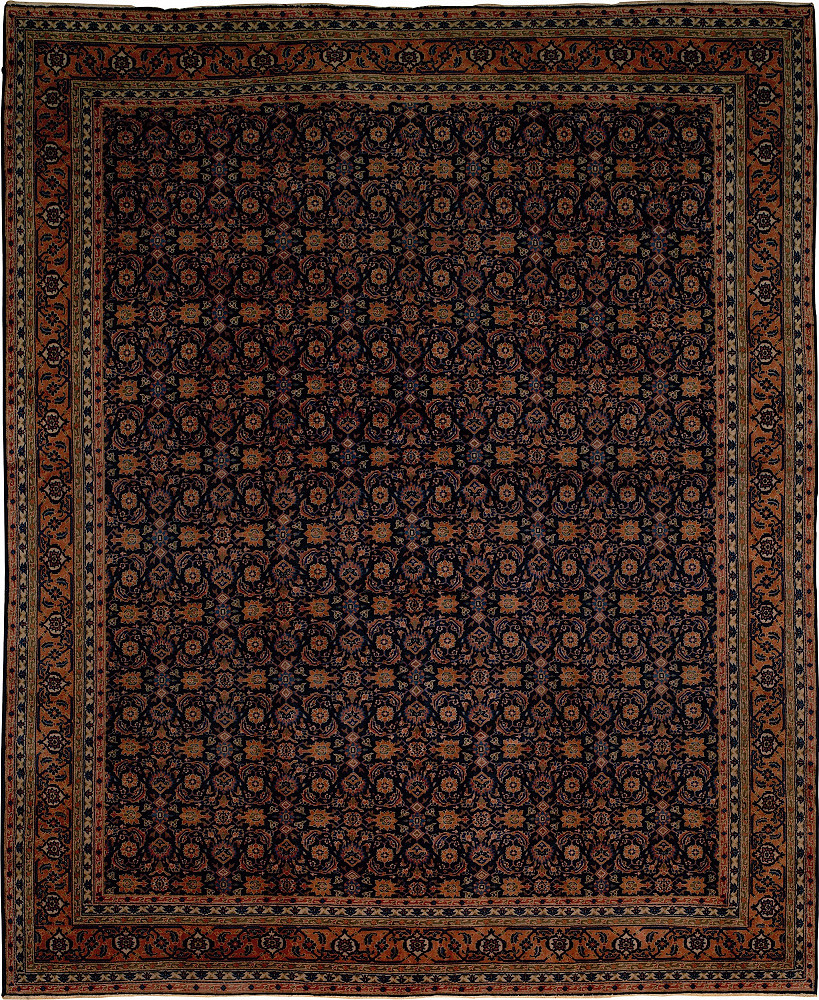 Persian Bijar 9x11