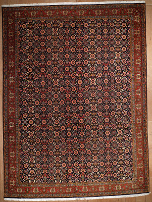 Persian Bijar Rectangle 9x13