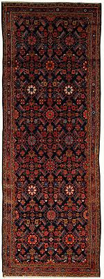 Persian Bijar Runner 4x12