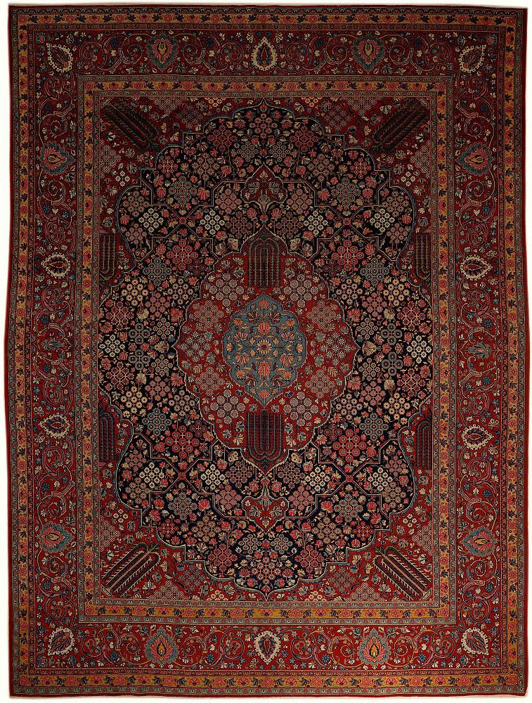 Persian Dabir 8x11