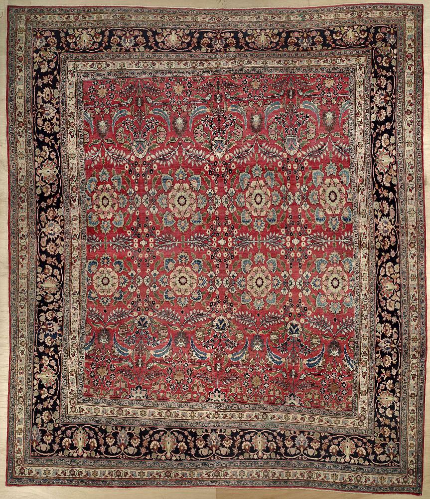 Persian Dorokhsh Square 13x15