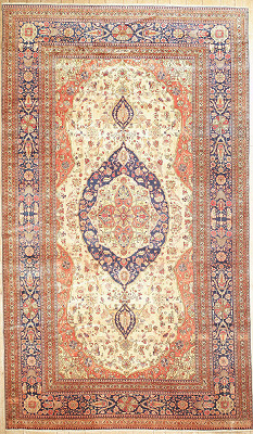 Persian Farahan Rectangle 10x17