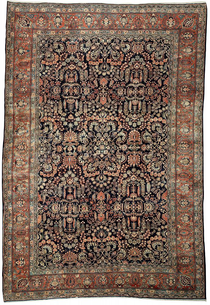 Persian Farahan 11x17