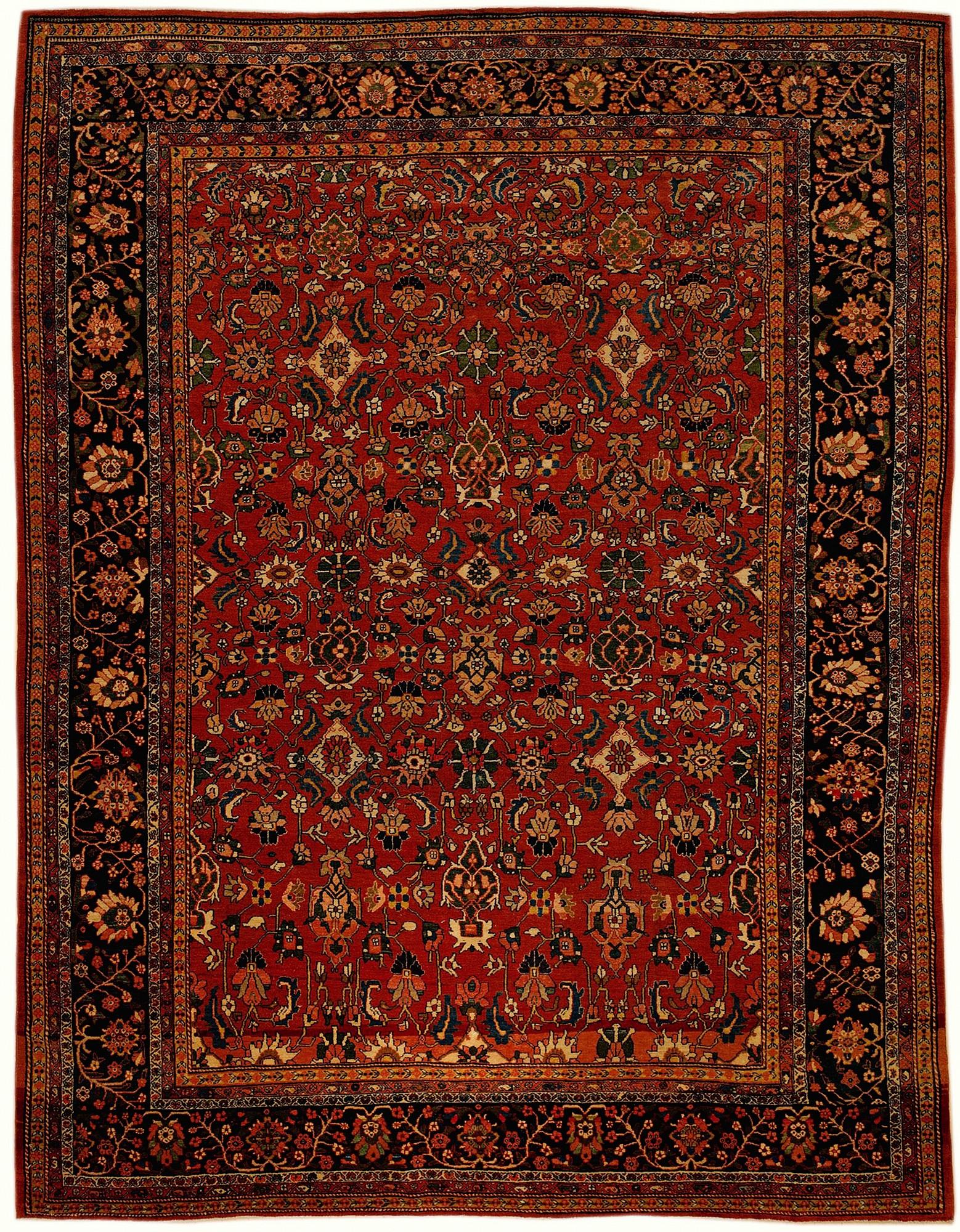Persian Farahan 7x10