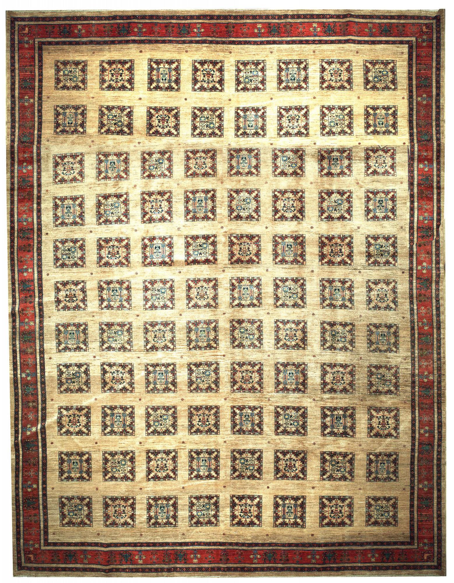 Persian Gabbeh Rectangle 13x16