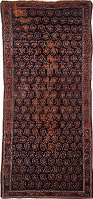 Persian Ghashghaei Rectangle 5x12